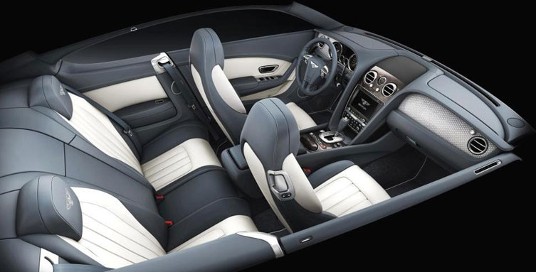 2013 Bentley Continental Coupe
