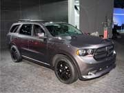2013 Dodge Blacktop Edition lineup
