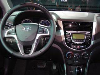 2012 Hyundai Accent W Video 2011 Ny Auto Show Kelley
