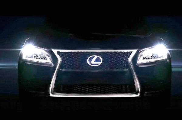 2013 Lexus LS460