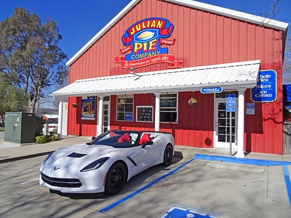 Pie in the sky: Playing hooky with a 2014 Chevrolet Corvette Stingray Convertible 28