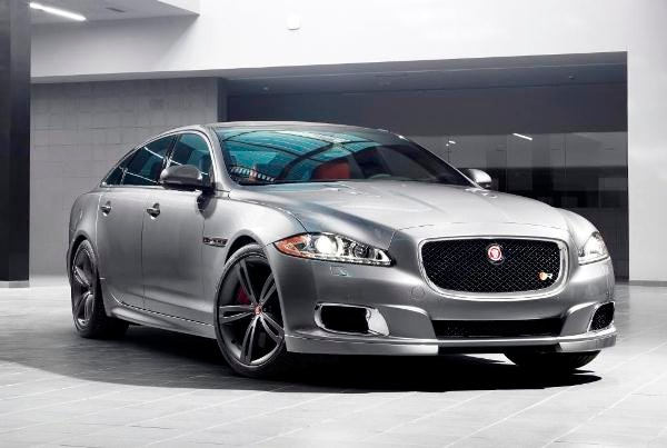 Lovely 2014 Jaguar XJR