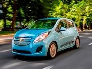 2015 Chevrolet Spark EV:  $27,495  128/109/119 mpge; Range: 82 miles