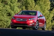 2014 Chevy Volt electric: $34,995  35/40/37/98 mpg/mpge