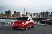 2014 Fiat 500: $16,995  31/40/34 mpg