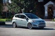 2014 Ford C-Max hybrid: $25,995  42/37/40 mpg