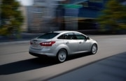 2014 Ford Focus SE SFE: $20,630  28/40/33 mpg