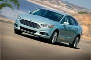 2014 Ford Fusion Hybrid: $27,095  44/41/42 mpg