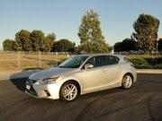 2014 Lexus CT 200h hybrid: $32,960  43/40/42 mpg