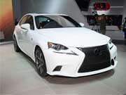 2014 Lexus IS Series