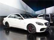 2014 Mercedes-Benz E63 AMG 4Matic/S-Model