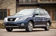 2014 Nissan Pathfinder Hybrid: $36,160  25/28/26 mpg