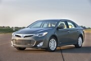 2014 Toyota Avalon Hybrid: $36,615  40/39/40 mpg