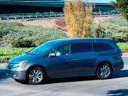 2014 Minivans