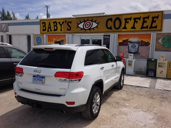 Exploring Key West in a 2014 Jeep Grand Cherokee 35