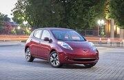 2014 Nissan Leaf electric: $29,830  121/101/114 mpge; Range 84 miles