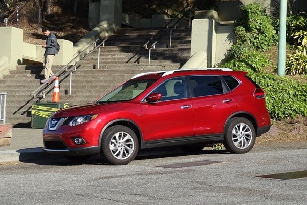 2014 Nissan Rogue in San Francisco