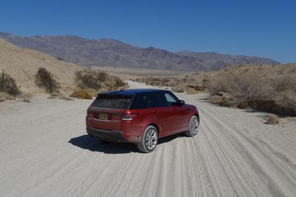 2014 Range Rover Sport in Borrego