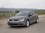 2014 Volkswagen Jetta TDI: $22,115  30/42/34 mpg