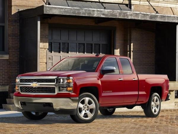 2015 Chevrolet Silverado 1500 Custom matches style with value ...