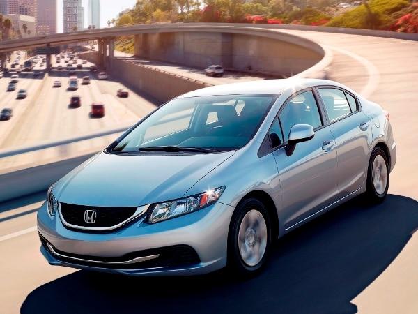 2017 Honda Civic Se Sedan Bows