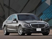 2015 Mercedes-Benz S 500 Plug-in Hybrid