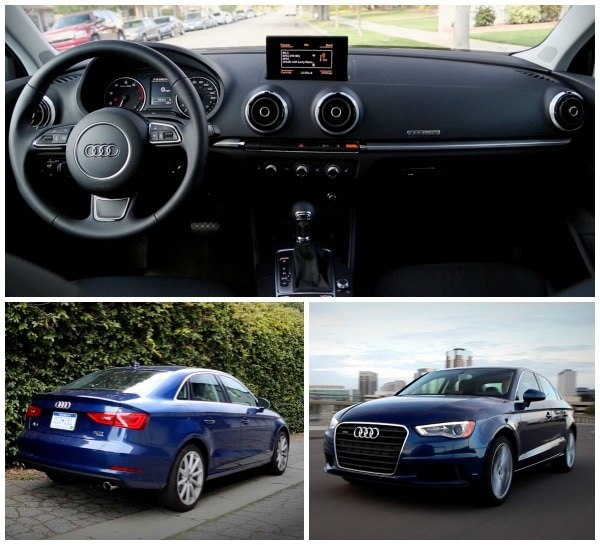 2015 Audi A3 Pictures