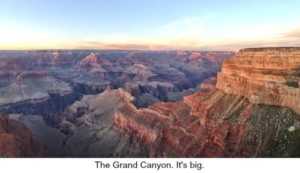 2015 Chrysler 200 Road Trip: Grand Canyon