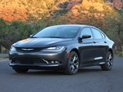 Chrysler 200 Midsize Sedan