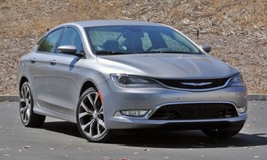 Chrysler 200 Midsize Sedan