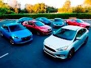 2015 Compact Car Comparison