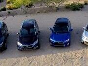 2015 Compact SUV Comparison