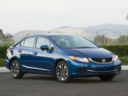 2015 Honda Civic Front