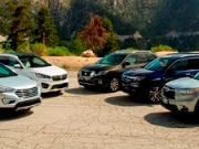 2015 Midsize SUV Comparison