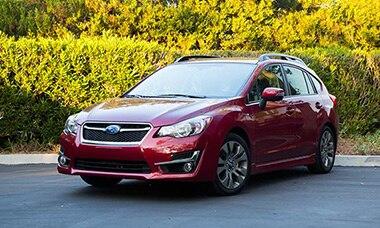 Subaru Impreza Compact Car