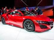 2016 Acura NSX (+VIDEO)