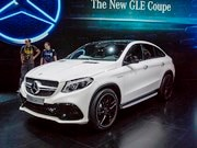 2016 Mercedes-Benz GLE 450 AMG 4Matic Coupe (+VIDEO)