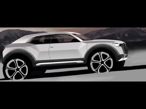 audi q1 compact suv confirmed for 2016 kelley blue book. Black Bedroom Furniture Sets. Home Design Ideas