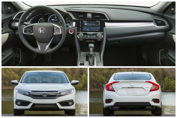 2016 Honda Civic Inside and Out
