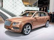 2017 Bentley Bentayga (+VIDEO)