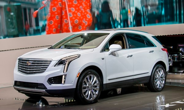 2016 Cadillac SRX Buyer's Guide | Kelley Blue Book