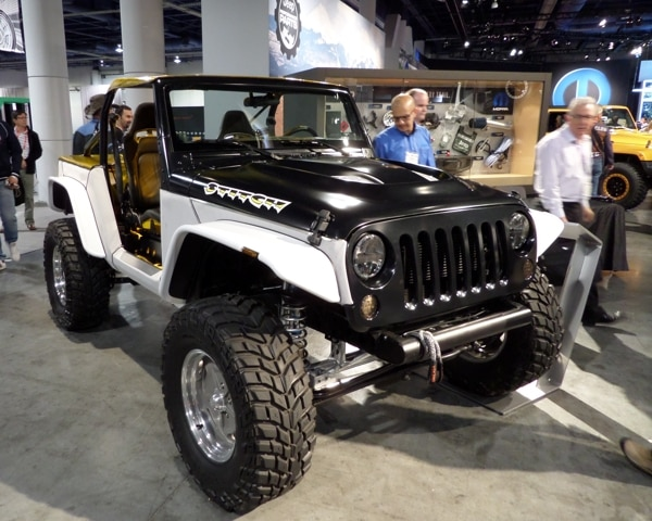 10 Best Car Creations from the 2013 SEMA Show 66