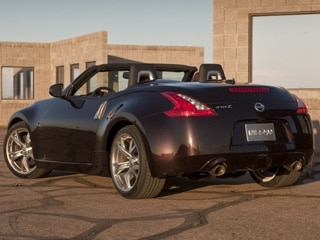 2010 Nissan 370Z Roadster: Now with SynchroRev Match!