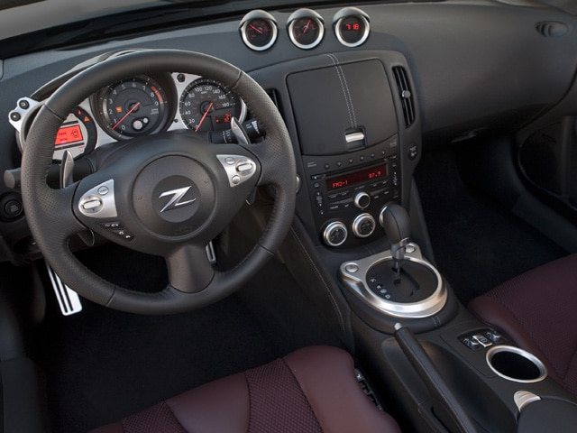 2010 Nissan 370z Roadster Now With Synchrorev Match