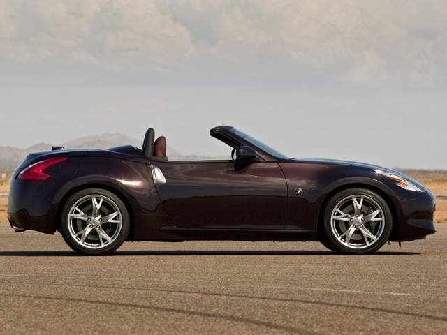 2010 Nissan 370z Roadster Now With Synchrorev Match Kelley Blue Book