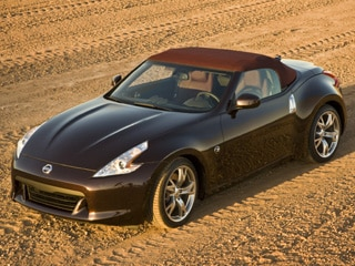 2010 Nissan 370Z Roadster: Now with SynchroRev Match! 2