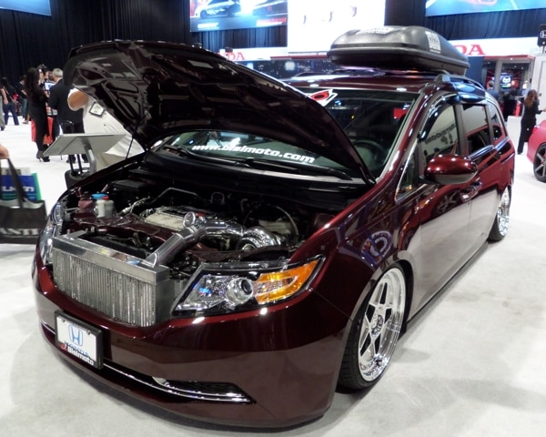 10 best car creations from the 2013 sema show kelley. Black Bedroom Furniture Sets. Home Design Ideas