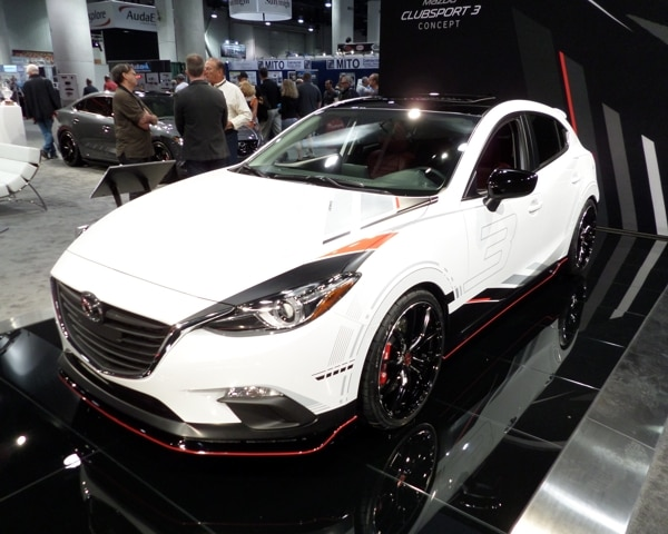 10 Best Car Creations from the 2013 SEMA Show 70