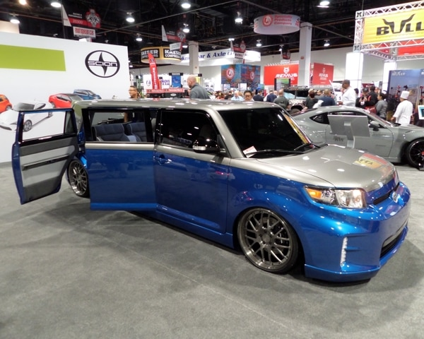 10 Best Car Creations from the 2013 SEMA Show 71