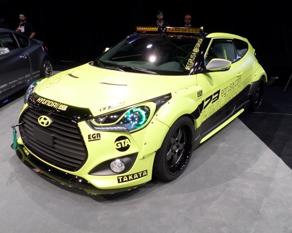 10 Best Car Creations From The 2013 Sema Show Kelley